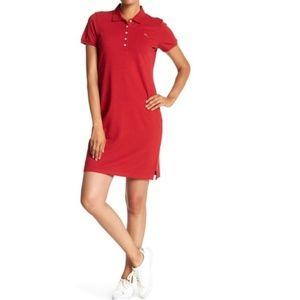 Tommy Bahama NWT Paradise Polo Dress Red, Medium